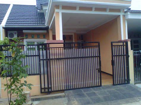 contoh desain kanopi rumah minimalis