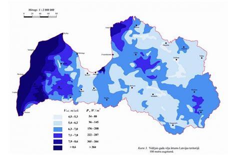 Vēja enerģijas izmantošanai Latvijā nākotnē ir labas ...