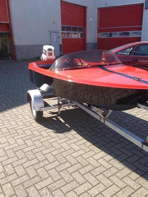 Speedboot Pk by Bekro Speedboot Met 20 Pk Motor En Trailer Deinze De