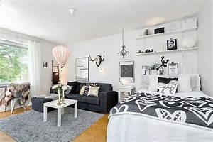 Erste Eigene Wohnung Einrichten : studio tudiant 12 id es d co pour petit appartement pinterest studentenwohnungen erste ~ Markanthonyermac.com Haus und Dekorationen
