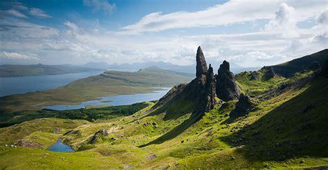 Old Man of Storr, The Isle of Skye, The Inner Hebrides