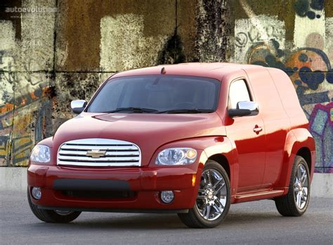 Chevrolet Hhr Panel Specs  2006, 2007, 2008, 2009, 2010