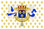 Kingdom Of France Royal Standard Flag 987-1791