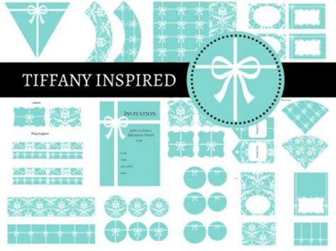 tiffany   bridal shower ideas themes