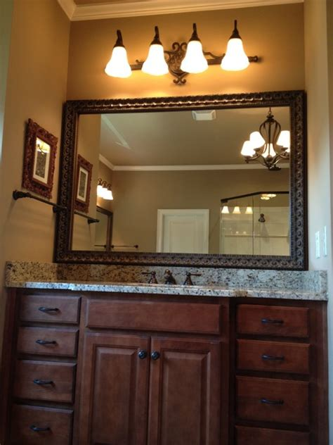 Traditional Bathroom Mirrors by Blackwater Frame Style Traditional Bathroom Mirrors