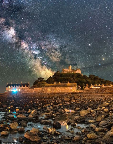 Stunning Images Milky Way Stars Planets Taken