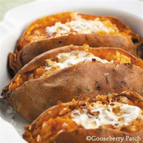 baked sweet potato recipe twice baked sweet potato recipe with marshmallows