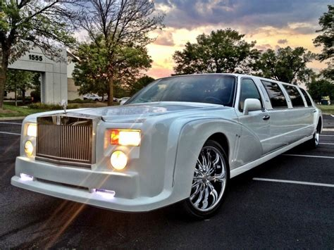 Limousine Luxury by Dorchester Limo Ontario Canada Luxury Limousine