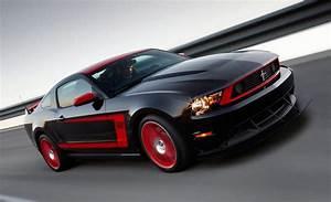 Mustang Boss 302 - 2012 Ford Mustang Boss Review