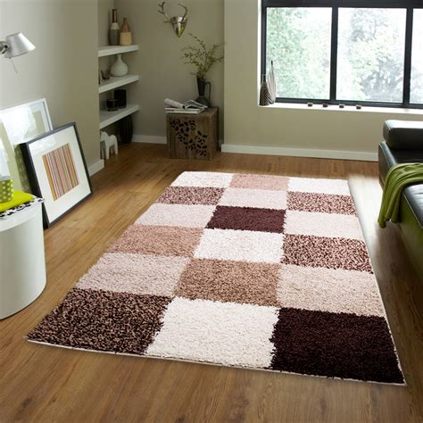 Shaggy Area Rugs by Shag Rugs Modern Area Rug Contemporary Abstract Or Solid