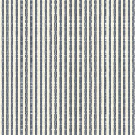 hton bay sailor blue pinstripe outdoor fabric by the
