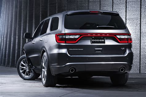 The 2014 Dodge Durango Is Badder And Smarter At The Same