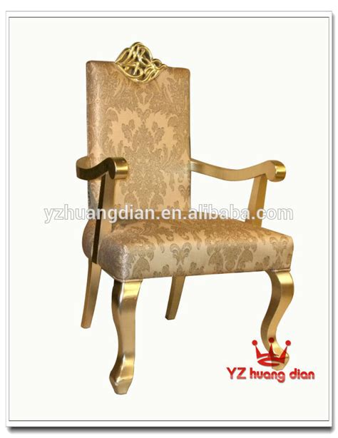 modern dining chair luxury throne gold chairs for sale