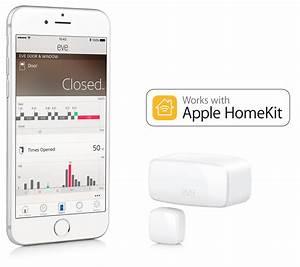 Apple Homekit Homematic : eve dw eve door window kontaktsensor apple homekit ~ Lizthompson.info Haus und Dekorationen