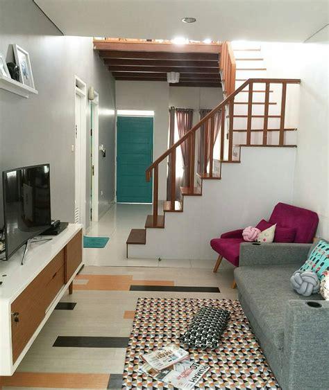 desain ruang keluarga kekinian  pas  rumah mungil