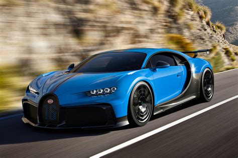 You know the vision gran turismo drill by now: 2021 Bugatti Chiron Pur Sport First Look Review: Track ...