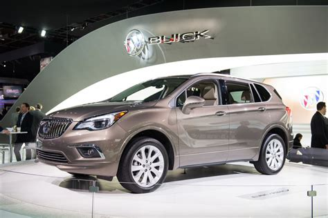 2018 Buick Envision Info Photos News Specs Wiki Gm