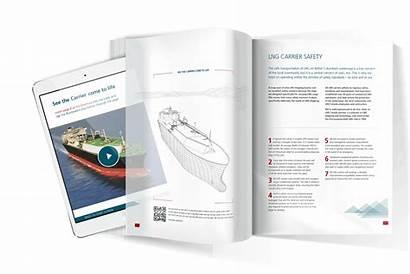 Brochure Creative Marketing Literature Agency Creatief Een