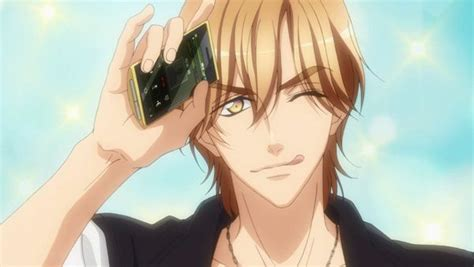 Sentai filmworks to dub love stage!! Meet the Characters of Love Stage!!   Anime, Personagens