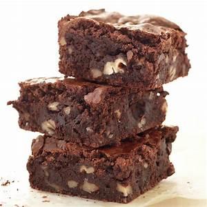 Gluten-Free Fudgy Pecan Brownies Recipe & Video Martha