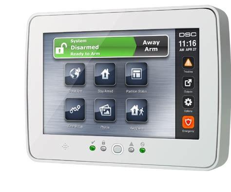 Security System TouchScreen Keypad PTK 5507 | DSC ...
