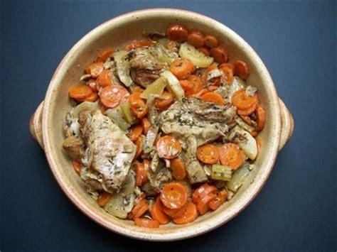 cuisiner le tendron de veau recette de tendrons de veau aux carottes