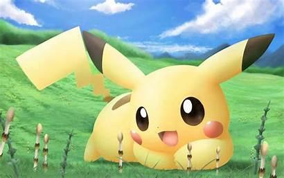 Pikachu Anime Background Backgrounds Pixelstalk