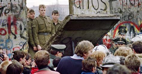 years   berlin wall fell cbs news