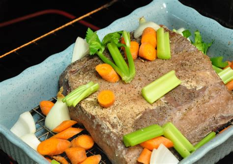 In most cases, a prime rib comes along with some surface fats which can be used for cooking or can be removed altogether, depending on what you want to cook. Prime Rib Roast with Vegetable Gravy - Go Rare