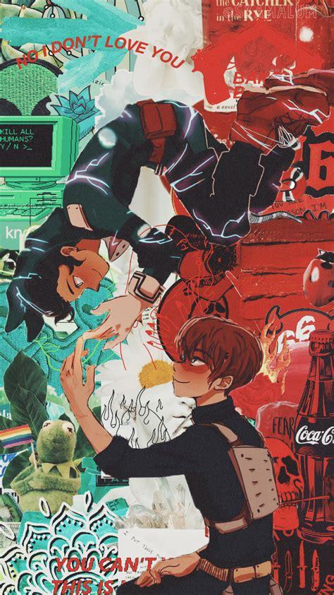 Todoroki Wallpaper Tumblr 2 Wallpaper