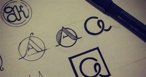 inspiring exles of logo sketching idevie