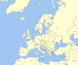 File Political Map Of Europe-en Svg