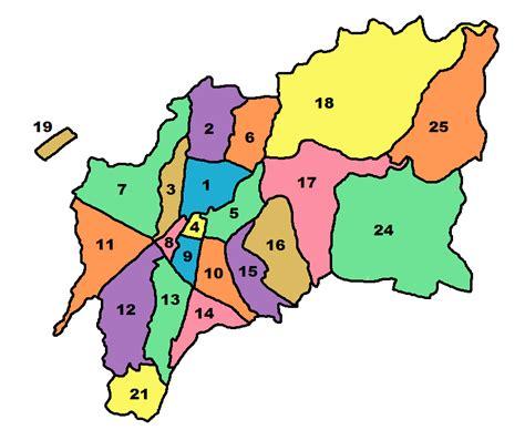 guatemala zones ciudad mapa zonas wikipedia commons sus wikimedia archivo