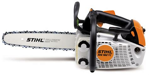 stihl ms 192 t stihl ms 192 t gasoline chainsaw review