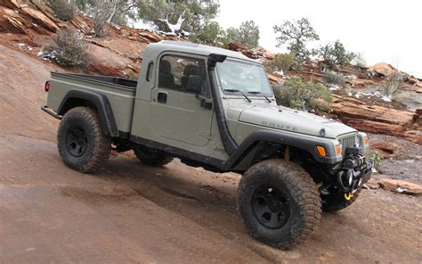jeep brute single cab wrangler pickup off topic discussion forum