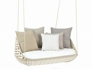 Fauteuil Suspendu 2 Places : fauteuils suspendus de jardin vos compagnons pour le repos ~ Teatrodelosmanantiales.com Idées de Décoration
