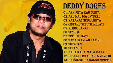 Hanya kau di hatiku, angelina, aku masih milikmu. Lagu Pilihan Terbaik Deddy Dores  Full Album  DEDDY ...