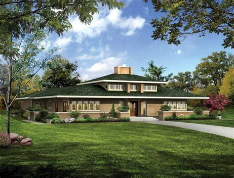 prairie house plans high resolution prairie style home plans 2 prairie style