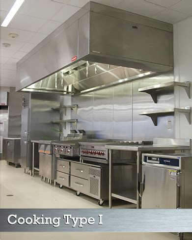 Commercial Kitchen Ventilation Hoods   Streivor Air Systems