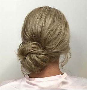 Low Bun Prom Pictures to Pin on Pinterest - TattoosKid