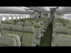 Ethiopian Airlines Boeing 787 Economy Class - YouTube