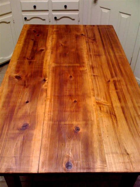 custom built acadian style cypress tables  joseph