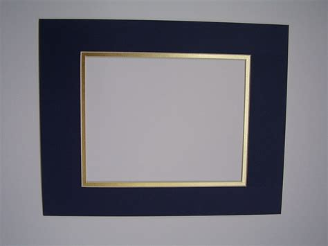 16x20 frame with mat picture framing mats 16x20 for 11x14 diploma blue