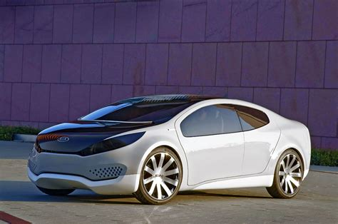 2018 Kia Ray Concepts