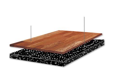 underlay carpet hard flooring advantage dunlop