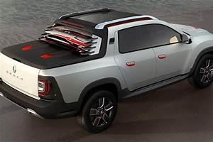 Dacia Pick Up Prix : l oroch est une dacia duster pickup actualit ~ Medecine-chirurgie-esthetiques.com Avis de Voitures