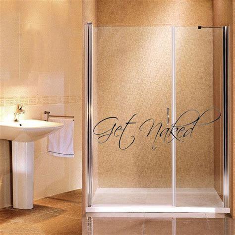 Bathroom Window Quote by Get Bathroom Waterproof Lettering Words Vinyl Wall
