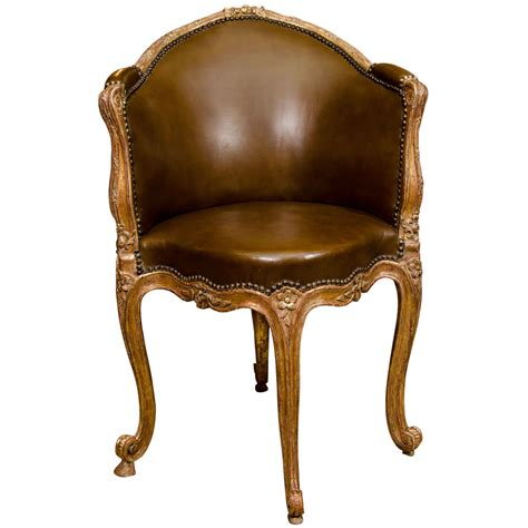 bureau louis xv a louis xv fauteuil de bureau at 1stdibs