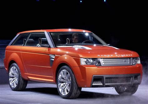 land rover range stormer review top speed