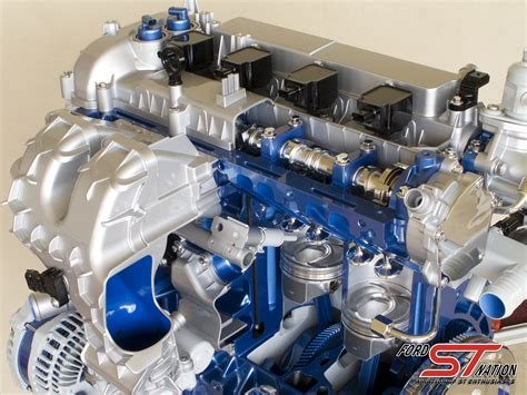 2 0 L Ecoboost by Photo 11 Of 17 From Focus St 2 0l Ecoboost Engine